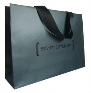 Mẫu túi giấy cao cấp cho các cửa hàng bán lẻ