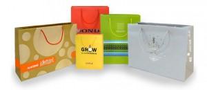 Mẫu túi giấy hàng hiệu cao cấp