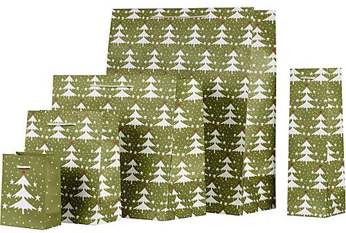 Các kiểu túi giấy đẹp 2014
