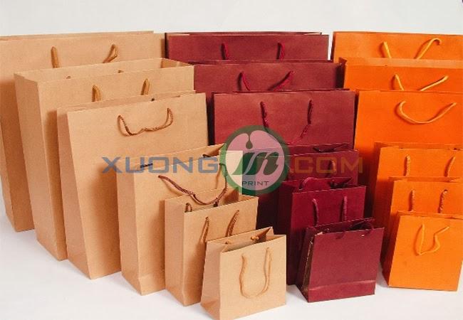 Bộ sưu tập túi giấy đựng quà