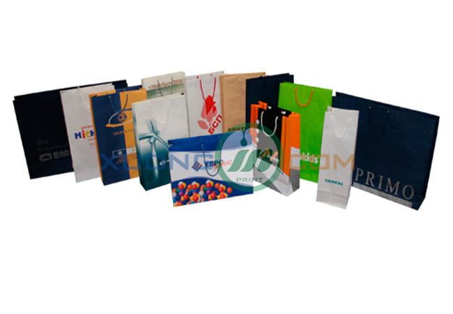 Bộ sưu tập túi giấy