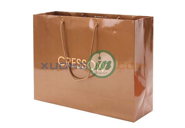 Công ty sản xuất túi giấy theo yêu cầu
