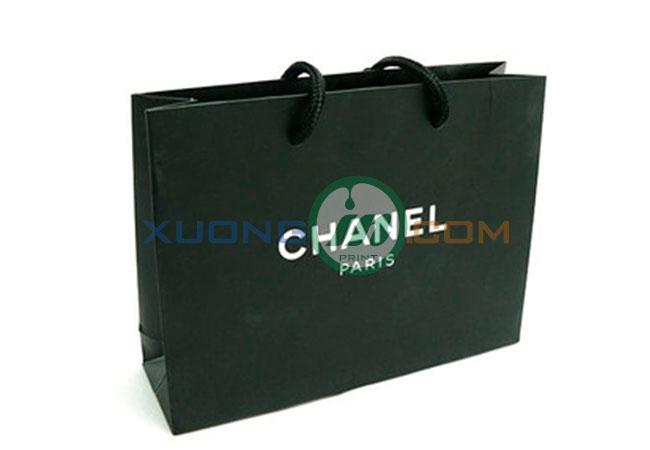 Túi xách giấy đẹp in số lượng lớn